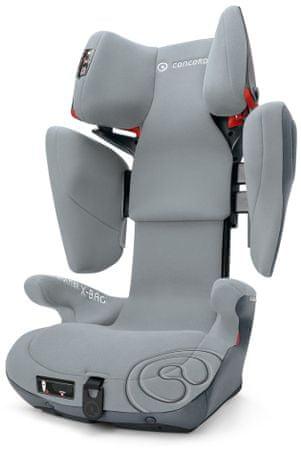 concord fotelik transformer x bag 17 graphite grey. Black Bedroom Furniture Sets. Home Design Ideas